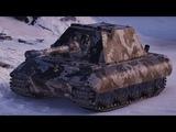 World of Tanks E100 4 Kills 9,6K Damage