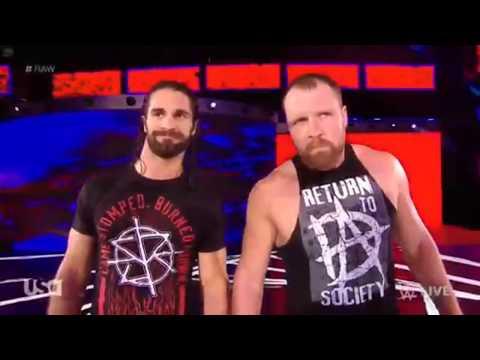 Dean Ambrose RETURNS RAW, August 13, 2018