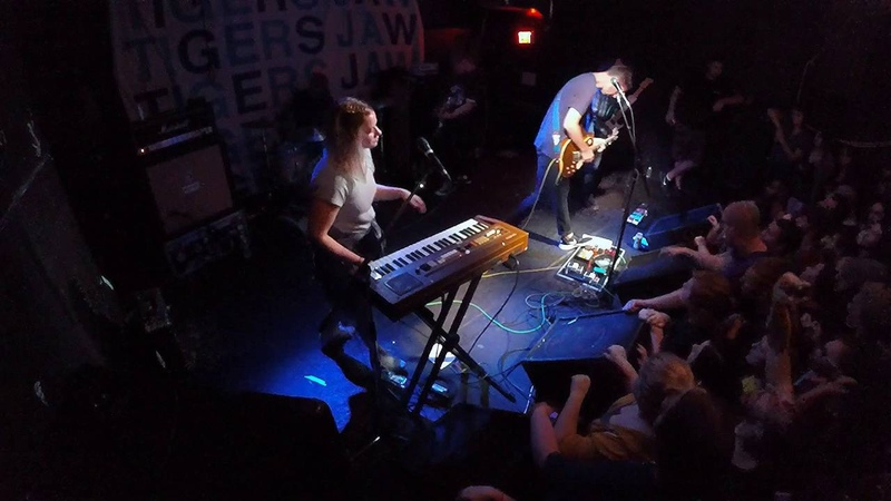 Tigers Jaw Full Set HD Live at The Foundry Concert Club