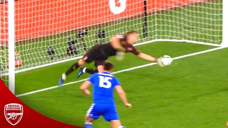 12 Times Leno Cech Saved Arsenal