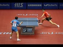 Best table tennis matches EVER Part 1
