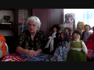 Вязание крючком _ Куклы игрушки _ Куклы грелки