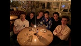Adam celebrating his bday w friends in London at Chiltern Firehouse, January 28