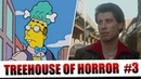 The Simpsons Tribute to Cinema - Treehouse of Horror (Part 3)