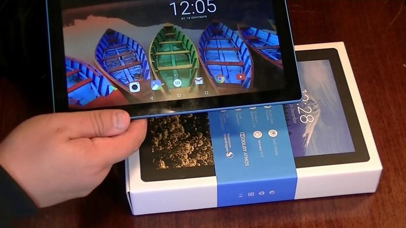 Планшет Lenovo Tab 10 TB-X103F - Замечтательный бюджетник на Драконе!