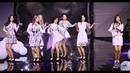 FANCAM PERF 181019 SONAMOO @ 2019 S S HERA Seoul Fashion Week CHOI BOKO Collection