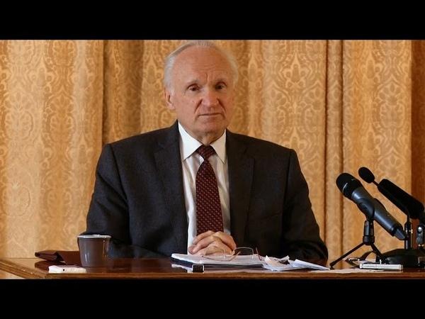 Страсти и грехи. Ч.2 (МПДА, 2013.10.22) — Осипов А.И.