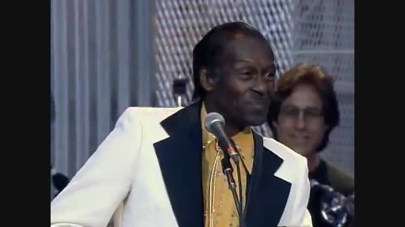 CHUCK BERRY feat. BRUCE SPRINGSTEEN The E.Street Band - Johny B.Goode ( Live! 1995, Rock'N'RoLL HaLL of Fame FestivaL, Chica