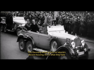 Adolf Hitler why they envy us by Impartial Truth