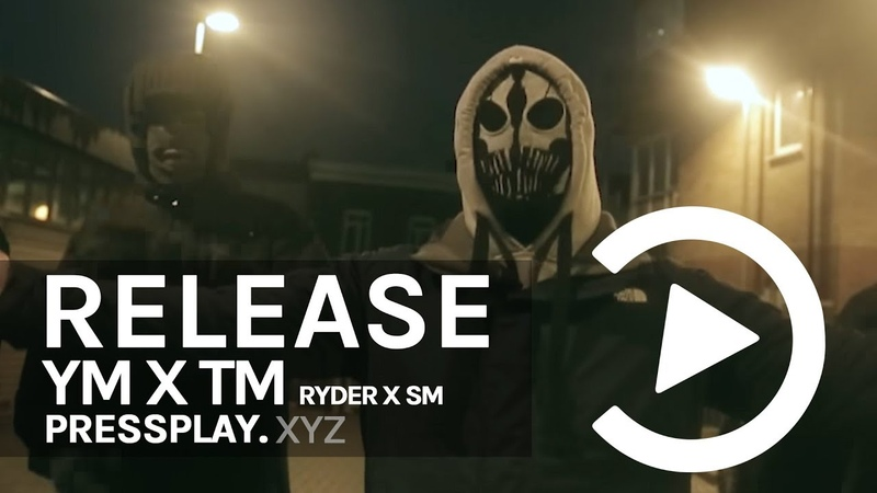 1200 YM X TM X Ryder X SM - 12Hunna (Music Video) Prod. By MrJayMighty x JammaBeats | Pressplay