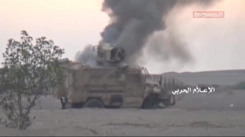 Yemenis crush Saudis Υεμενίτες συντρίβουν τους Σαουδάραβες εισβολείς έξω από τη Χοντέιντα