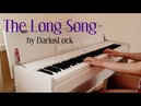 Murray Gold - The Long Song /The Rings Of Akhaten (OST Doctor Who) piano cover by DariusLock