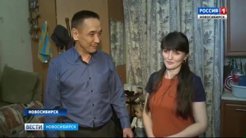 Сослуживцы подарили квартиру в Уютном новосибирскому ветерану-афганцу