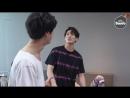 [BANGTAN BOMB] JK JIN's exercise time - BTS (방탄소년단)