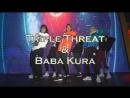Triple Threat Baba Kura SHOWCASE WORLDWIDE DANCE CAMP 2018