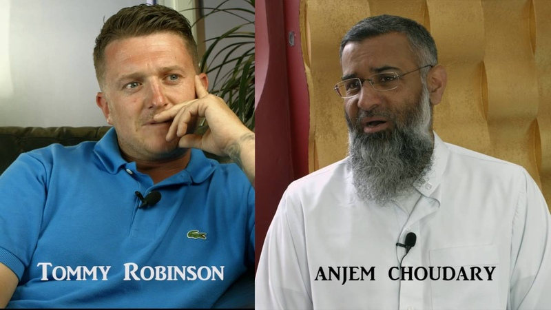 Luton The HOTBED OF TERRORISM (New) Documentary Tommy Robinson Anjum Choudhry
