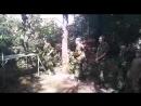 Воздушно десантная подготовка партизан