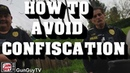 How To Avoid Confiscation - AR Pistol Confiscation Follow-Up