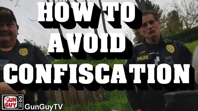 How To Avoid Confiscation AR Pistol Confiscation Follow Up