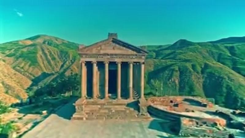 Armenia -as old as Rome and Babylon, Nineveh and Carthage. ❤️💙💛
