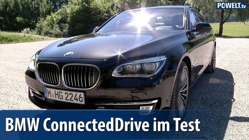 BMW ConnectedDrive im Test | deutsch / german
