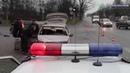 Ужасающее ДТП в Кингисеппе от удара машины водитель вылетел из автомобиля