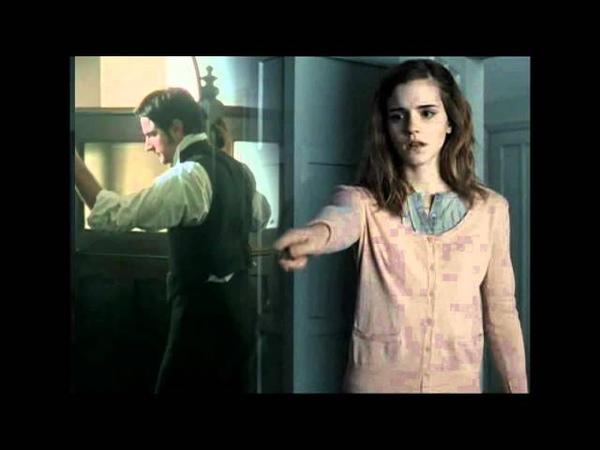 Alone - Severus Snape/Hermione Granger (Richard Armitage)