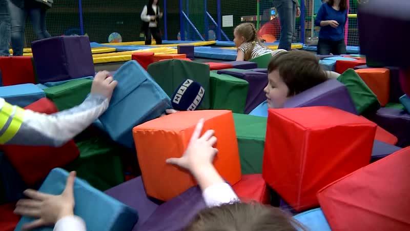 Корреспондент АТН атаковали дети -Новости/АТН