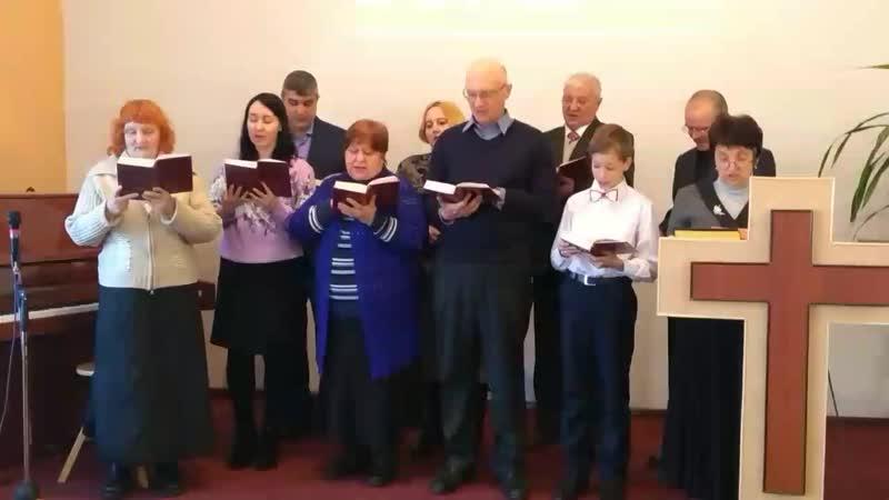 Прославление молитвенной группы