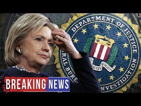 EXCLUSIVE REPORT! DOJ Just Offers Hillary Clinton Plea Deal
