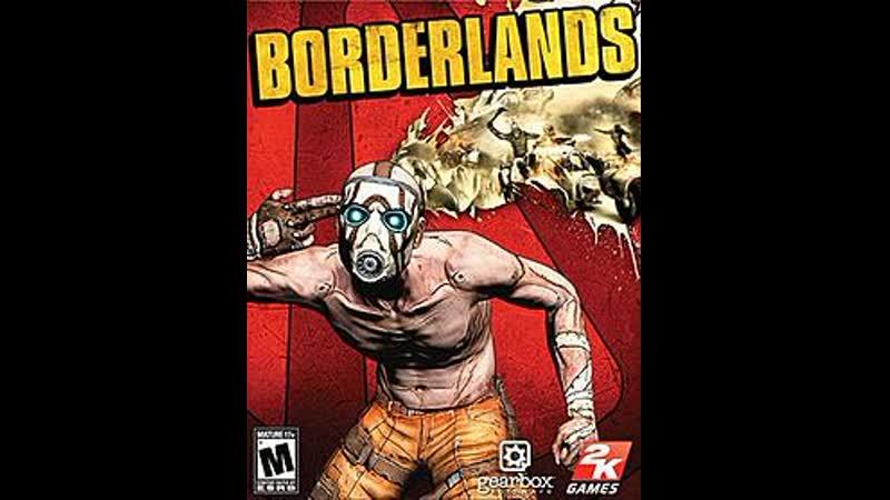 Borderlands 1 бегаю просто выполняя доп квесты