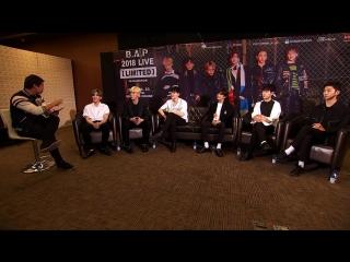 [INTERVIEW] 180715 Эксклюзивное интервью B.A.P для «Nine Entertain»