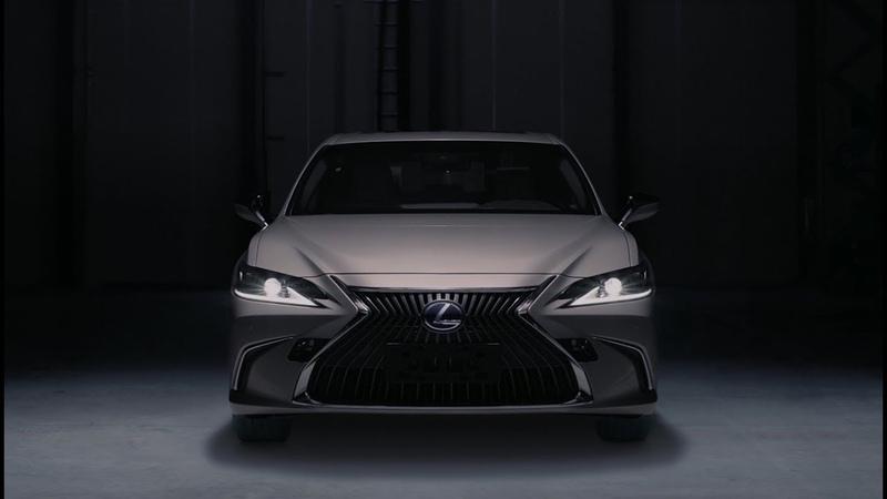 Lexus ES - Outstanding Quietness