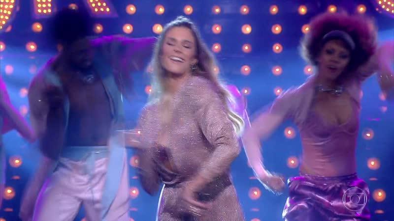 Fernanda Lima - Abertura - Amor e Sexo