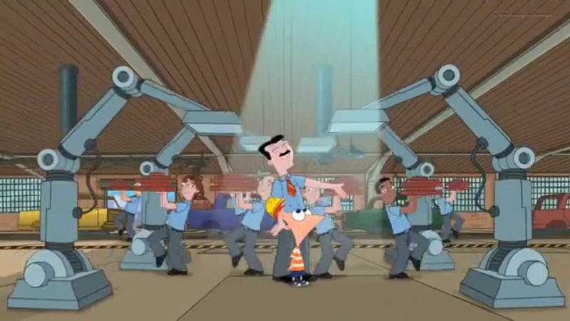 Phineas and Ferb - Aren't You a Little Young?