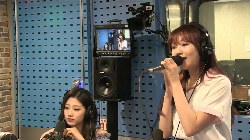 러블리즈 (Lovelyz) 수정, 베이비 소울(Baby Soul), 오늘도 맑음(Clean) [SBS 이국주의 영스트리트]