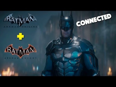 PROOF That Batman: Arkham Origins IS Canon! Easter Eggs, References, Quotes More!