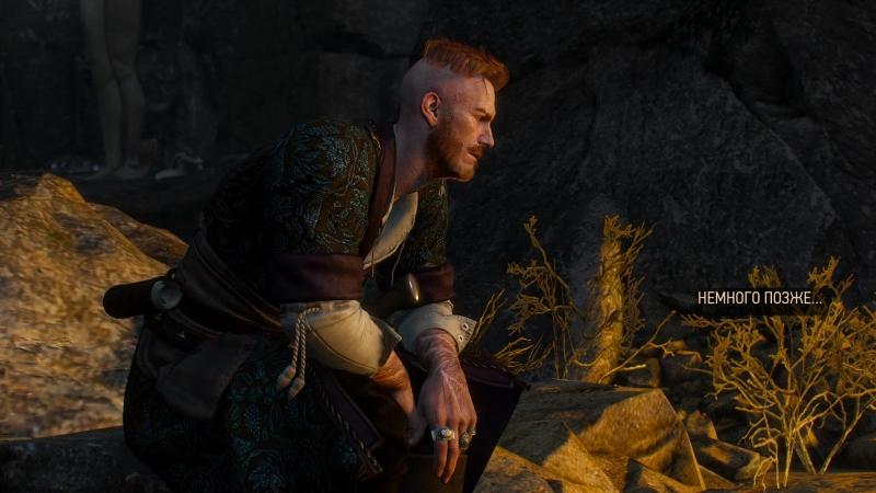 The Witcher 3 Каменные Сердца - Хорошая Концовка Part 2