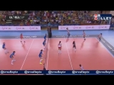 Russia vs turkey gloria cup Fetisova ended a rally