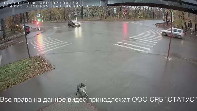 17 октября 2018 г. Кирова - Ленина.