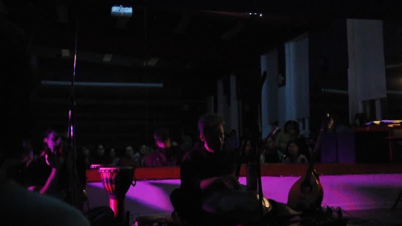 Efir-театр звука (Вологда 13/11/18 Танго-лофт)