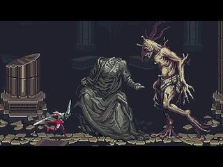 12 Minutes Gameplay BLASPHEMOUS Part 3 ( Upcoming Action 2D Nintendo Switch Game )
