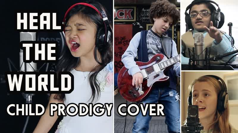 Maati Baani - Heal The World (Michael Jackson Child Prodigy Cover) | 2016