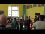 Открытие участников турнира г.Снежинск 23.02.19