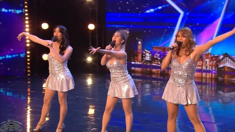 Britain's Got Talent 2018 Miss Tres Surprises Everyone Full Audition S12E05