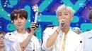 Winner's Ceremony BTS Music Core 190420