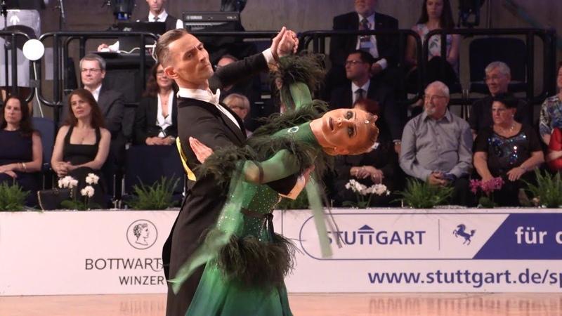 Simon Sorin Dumitru - Constantinescu Florentina ROU, Tango | WDSF Open Senior I Standard