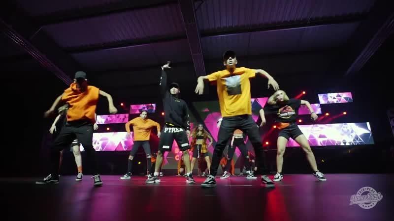 Duc Ahn Tran R3D ONE - Fair Play Dance Camp SHOWCASE 2018