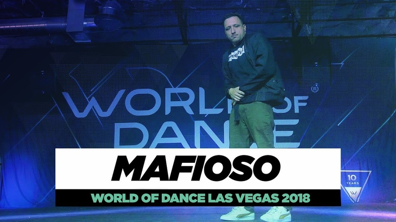 Mafioso | FRONTROW | World of Dance Las Vegas 2018 | WODVEGAS18 | Danceproject.info | Danceproject.info