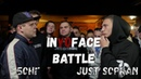 INYOFACE BATTLE season 1: БОНГ vs JUST SOPRAN